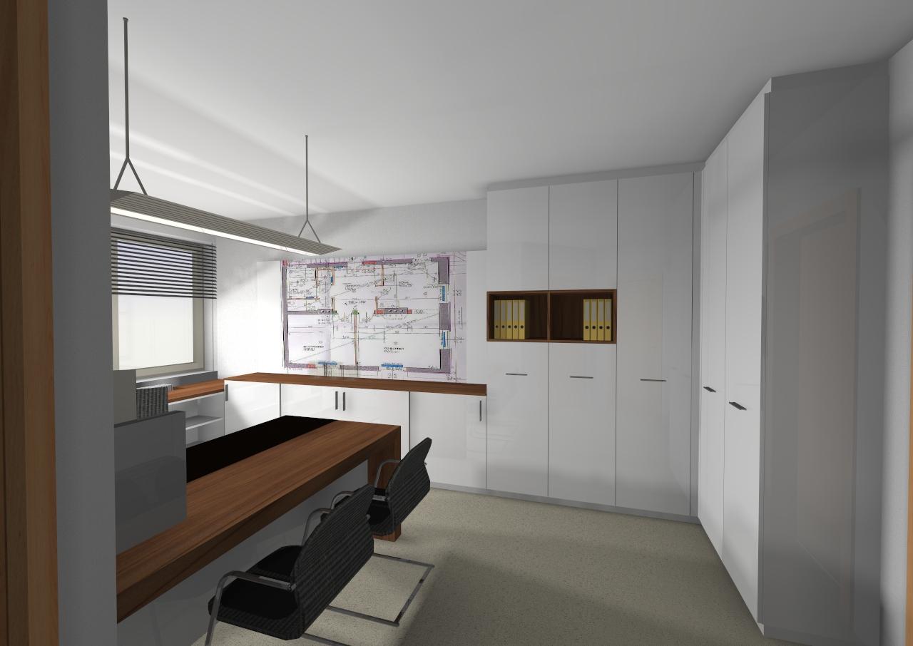 Büro   Innenarchitektur Ringhofer